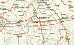 Présentation de la Commune de Courcelles